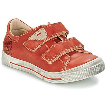 Schoenen Jongens Laarzen GBB SEBASTIEN Rood