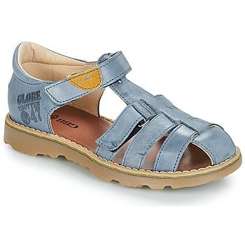 Schoenen Jongens Sandalen / Open schoenen GBB PATERNE Jeans