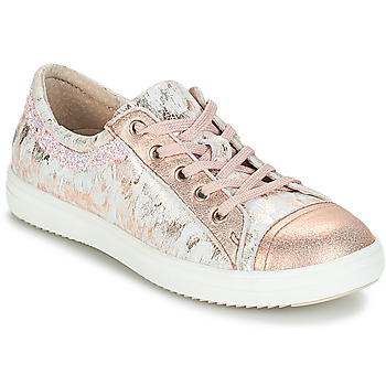 Schoenen Meisjes Laarzen GBB GINA Roze