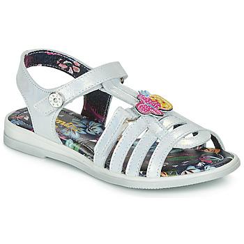 Schoenen Meisjes Sandalen / Open schoenen Catimini SICALE Wit