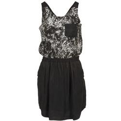 Textiel Dames Korte jurken School Rag ROXANA Zwart