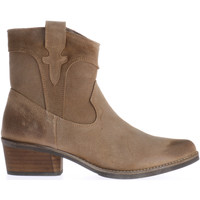 Schoenen Dames Enkellaarzen Hip Shoe Style For Women Western kort Naturel