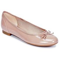 Schoenen Dames Ballerina's Clarks COUTURE BLOOM Nude