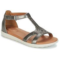 Schoenen Dames Sandalen / Open schoenen Clarks UN REISEL MARA Zilver