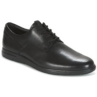Schoenen Heren Derby Clarks VENNOR WALK Zwart