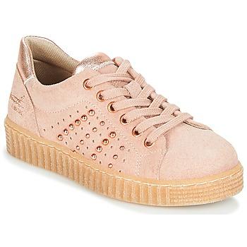 Schoenen Meisjes Lage sneakers Bullboxer AIB006 Roze