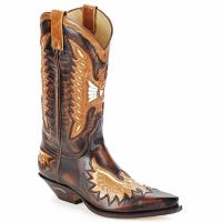 Schoenen Heren Hoge laarzen Sendra boots CHELY Bruin