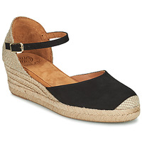 Schoenen Dames Sandalen / Open schoenen Unisa CISCA Zwart