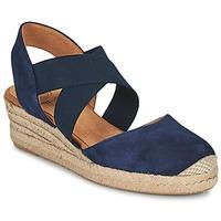 Schoenen Dames Sandalen / Open schoenen Unisa CELE Marine