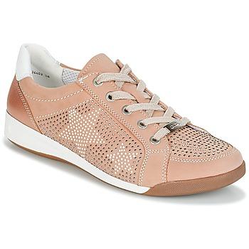 Schoenen Dames Lage sneakers Ara ROM Roze