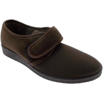 Schoenen Dames Sloffen Davema DAV392ma marrone