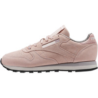 Schoenen Dames Lage sneakers Reebok Classic Classic Leather Weathered & Washed Purper