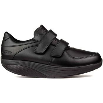 Schoenen Jongens Lage sneakers Mbt KARIBU 17 STRAP BLACK