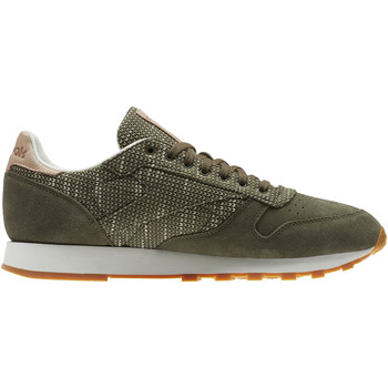 Schoenen Lage sneakers Reebok Classic Classic Leather Needlecraft Pack Wit
