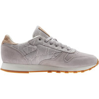 Schoenen Dames Lage sneakers Reebok Classic Classic Leather Elevated Basics Wit
