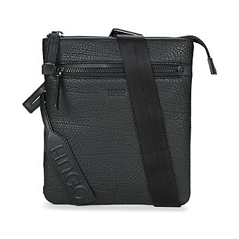 Tassen Heren Tasjes / Handtasjes HUGO-Hugo Boss VITORIAN S ZIP Zwart
