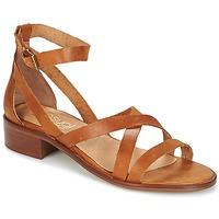 Schoenen Dames Sandalen / Open schoenen Casual Attitude COUTIL Bruin