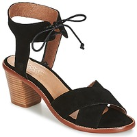Schoenen Dames Sandalen / Open schoenen Casual Attitude ITELO Zwart
