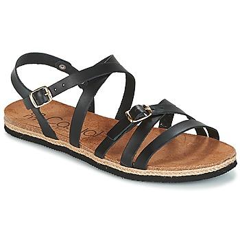 Schoenen Dames Sandalen / Open schoenen Casual Attitude ILMEM Zwart