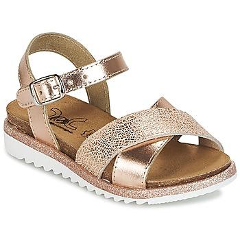 Schoenen Meisjes Sandalen / Open schoenen Citrouille et Compagnie IZOEGL Brons