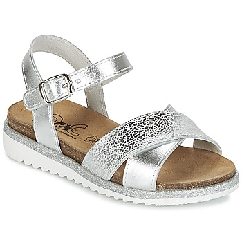 Schoenen Meisjes Sandalen / Open schoenen Citrouille et Compagnie IZOEGL Zilver