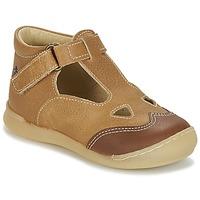 Schoenen Jongens Sandalen / Open schoenen Citrouille et Compagnie IARTIALAN Bruin