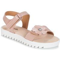 Schoenen Meisjes Sandalen / Open schoenen Citrouille et Compagnie ILODO Roze