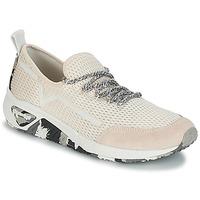 Schoenen Dames Lage sneakers Diesel S-KBY Roze / Light