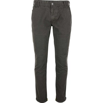 Textiel Heren Chino's No Excess Pant, chino super slim Groen