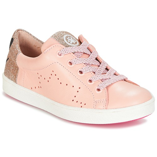 Schoenen Meisjes Lage sneakers Acebo's VEMULTIT Roze