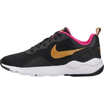 Schoenen Dames Lage sneakers Nike Girls'  LD Runner (GS) Shoe NEGRO
