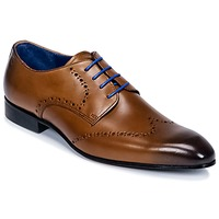 Schoenen Heren Derby Carlington FRUTO Bruin