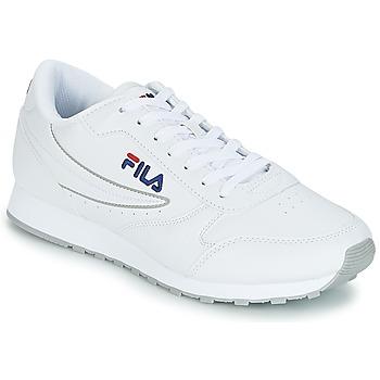 Schoenen Heren Lage sneakers Fila ORBIT LOW Wit