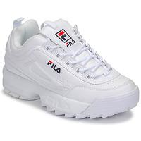 Schoenen Dames Lage sneakers Fila DISRUPTOR LOW WMN Wit