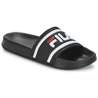 Schoenen Dames slippers Fila MORRO BAY SLIPPER WMN Zwart