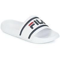Schoenen Dames slippers Fila MORRO BAY SLIPPER WMN Wit