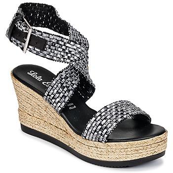 Schoenen Dames Sandalen / Open schoenen Lola Espeleta GLADIS Zwart