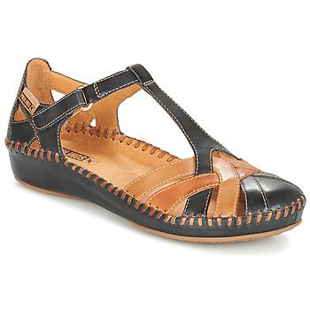 Schoenen Dames Sandalen / Open schoenen Pikolinos P. VALLARTA 655 Marine