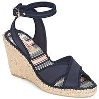 Schoenen Dames Sandalen / Open schoenen Pare Gabia KLINADA Marine