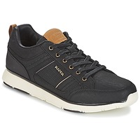 Schoenen Heren Lage sneakers Kappa SIMEHUS Zwart
