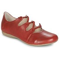 Schoenen Dames Ballerina's Josef Seibel FIONA 04 Rood