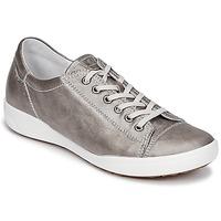 Schoenen Dames Lage sneakers Josef Seibel SINA 11 Zilver