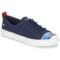 Schoenen Dames Lage sneakers Sperry Top-Sider CREST VIBE BUOY STRIPE Marine