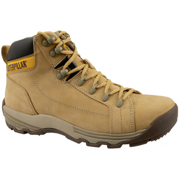 Schoenen Heren Laarzen Caterpillar Supersuede Marron