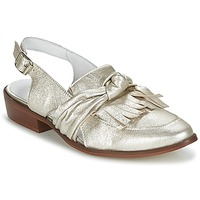 Schoenen Dames Sandalen / Open schoenen Regard RELABI Goud