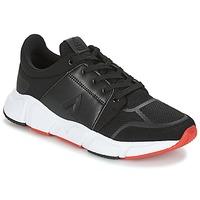 Schoenen Heren Lage sneakers Asfvlt FUTURE Zwart / Wit / Rood
