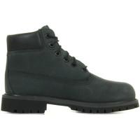 Schoenen Kinderen Laarzen Timberland 6 In Premium Wp Grijs