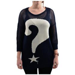 Textiel Dames Sweaters / Sweatshirts Only  Blauw