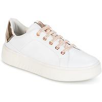 Schoenen Dames Lage sneakers Geox D NHENBUS A Wit