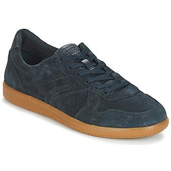 Schoenen Heren Lage sneakers Geox U KEILAN C Blauw